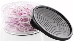 Includes Lid to save your vegetable noodles.