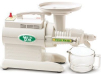 The Green Star Juicer with TWIN GEAR technology.  Click image to enlarge.